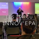 Les Secondes Accueil  à l'évènement Innov EPA