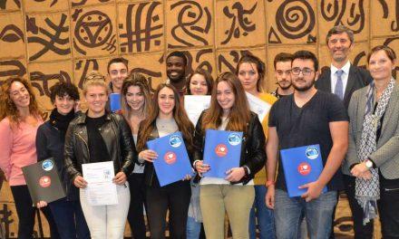 Stage en Europe avec Erasmus pour les lycéens de Dassault