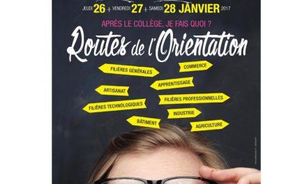 Routes de l'orientation