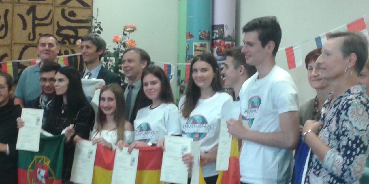 Bourses Erasmus +