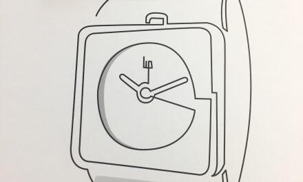 Exposition L'Horlogerie en une Ligne