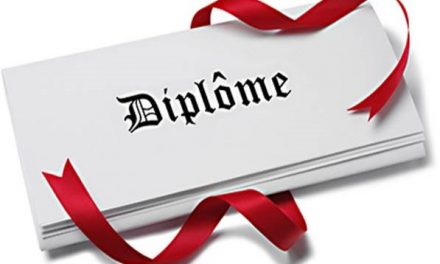 Remise des diplômes 15 novembre 2019