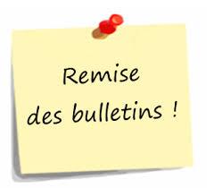 Remise des bulletins scolaires | Marcel Dassault